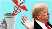 Chính quyền Tổng thống Mỹ D.Trump yêu cầu Tòa án Tối cao 'khai tử' Đạo luật Obamacare