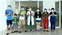 Dịch COVID-19: Thêm 5 bệnh nhân được công bố khỏi bệnh