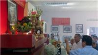 Dâng hương kỷ niệm 110 năm Ngày sinh Luật sư – Chủ tịch Nguyễn Hữu Thọ