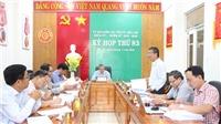Kỷ luật cảnh cáo nguyên Trưởng Công an thành phố Buôn Ma Thuột, Đắk Lắk do thiếu trách nhiệm trong lãnh đạo, quản lý đơn vị