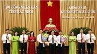 Bầu bổ sung 5 tân Phó Bí thư, Chủ tịch, Phó Chủ tịch UBND tỉnh
