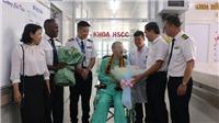 Báo chí Anh phản ánh đậm nét việc bệnh nhân số 91 tại Việt Nam xuất viện
