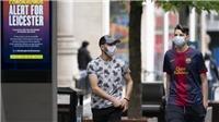 Dịch COVID-19: Chính phủ Anh siết chặt quy định đeo khẩu trang