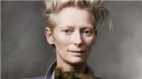 Tilda Swinton nhận giải Thành tựu trọn đời LHP Venice: 'Tắc kè hoa' màn bạc