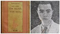 105 năm sinh nhà thơ Nguyễn Xuân Huy: 'Sơ tổ' thơ ngôn tình hiện đại Việt Nam