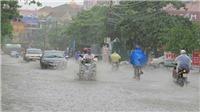 Bắc Bộ có mưa rất to kèm các hiện tượng thời tiết nguy hiểm