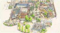 Hãng phim Nhật Ghibli chính thức được khởi công công viên chủ đề