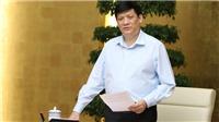 Quyền Bộ trưởng Bộ Y tế Nguyễn Thanh Long: Không được để sót đối tượng có liên quan đến dịch COVID-19 tại Đà Nẵng