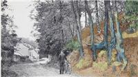 Khám phá nơi Van Gogh vẽ tác phẩm cuối đời