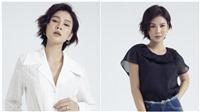 BTV Thu Hoài thanh lịch trong BST Jeans mới vừa ra mắt