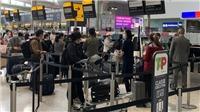 Dịch COVID-19: Đưa gần 280 công dân Việt Nam từ Anh và một số nước châu Âu về nước