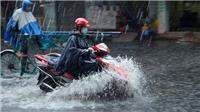 Dự báo thời tiết: Xuất hiện vùng áp thấp trên khu vực Biển Đông