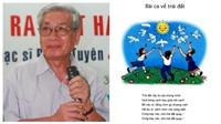Nhà thơ Định Hải: Dẫn thiếu nhi tới chốn thần tiên