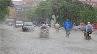 Bắc Bộ và Trung Bộ mưa dông tiếp diễn, kèm thời tiết nguy hiểm