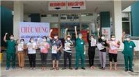 Dịch COVID-19: Ngày thứ 37, Việt Nam không có ca mắc mới trong cộng đồng