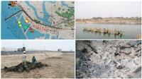 Bí ẩn bộ xương người trong bãi cọc Bạch Đằng ở Yên Giang
