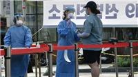 Hàn Quốc ghi nhận số ca nhiễm COVID-19 cao nhất kể từ tháng 3