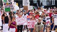 Mỹ: Biểu tình tại thành phố Boston phản đối quy định tiêm vaccine ngừa cúm bắt buộc