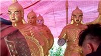 Lâm Đồng: Sẽ không cấp phép trưng bày tượng binh lính cổ