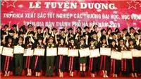Hà Nội tuyên dương 88 Thủ khoa xuất sắc