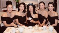 Diva Hồng Nhung trẻ trung hội ngộ những người bạn sau thời gian xa cách vì dịch COVID-19