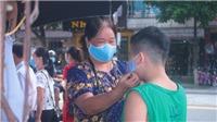 Dịch COVID-19: 'Nhân dân Thủ đô đeo khẩu trang, phòng, chống dịch bệnh'