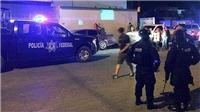 Xả súng tại đám tang Mexico khiến hơn 20 người thương vong