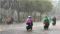 Bắc Bộ và Thanh Hoá đến Quảng Bình có nơi mưa rất to, đề phòng thời tiết nguy hiểm