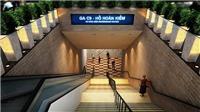 Bộ VHTTDL gửi công văn tới TP Hà Nội về việc xây dựng nhà ga C9 khu vực Hồ Gươm