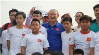 HLV Park Hang Seo huấn luyện dàn 'mỹ nam' Hàn Quốc, Jordan khoe sức mạnh trước khi gặp Việt Nam