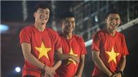 Tiền thưởng U23 Việt Nam vượt 50 tỷ đồng, SLNA không bao giờ hết nhân tài