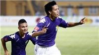 Văn Quyết động viên đàn em U23 Việt Nam, Xuân Trường lo trước thềm V-League