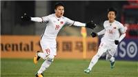 AFC tri ân thủ môn Kiều Trinh, Quang Hải sa sút vì đi sự kiện nhiều