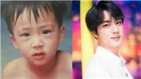 BTS tái hiện lại chính mình thời thơ ấu qua bộ ảnh cực đáng yêu
