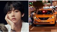 V BTS rùng mình kể chuyện bị lừa đảo khi lần đầu đi taxi ở Seoul