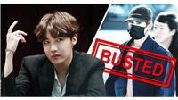 Jin BTS từng bị J-Hope bắt quả tang 'tại trận' ở rạp phim dù đã cải trang kĩ càng