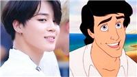 BTS sẽ là phiên bản đời thực của những hoàng tử Disney nào?