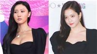 Jisoo (Blackpink) bất chợt đụng hàng Hwasa (Mamamoo): Ai đẹp hơn ai?