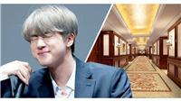 Hài hước chuyện Jin (BTS) đi lạc trong khách sạn, quên mất đâu là phòng mình