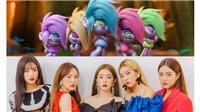 Red Velvet lồng tiếng cho nhân vật trong phim hoạt hình nổi tiếng 'Trolls'