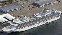 Tạm dừng hoạt động 40 tàu du lịch Hạ Long đón khách từ Diamond Princess để tiêu độc chống dịch corona
