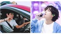 V BTS khiến fan 'phát cuồng' chỉ với những cử chỉ đơn giản này