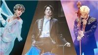 BTS hoá thân thành 7 vị thần Hy Lạp quyền lực tại sân khấu MMA 2019