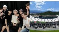 'Lụi tim' với những hình ảnh về concert mới nhất của BTS