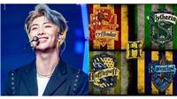 RM phân loại các thành viên BTS thuộc 'nhà' nào trong 'Harry Potter'