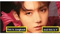 'Hoa mắt' với những khoảnh khắc giống nhau của thành viên BTS đến fan cũng không nhận ra