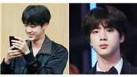 10 gif chứng minh độ tự luyến khiến 'ai nấy đều phải xấu hổ' của Jin BTS