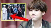 Suga lên tiếng giải đáp thắc mắc về thói quen 'lạc quẻ' của Jin khi ở với BTS