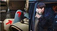 Quản lý bị 'tố' lạm quyền dùng xe riêng của BTSchở bạn gáiđi chơi