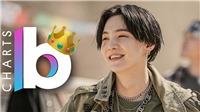 Mặc kệ lùm xùm gây tranh cãi, toàn bộ track trong mixtape mới của Suga BTS vẫn phủ trọn top 10 BXH Billboard